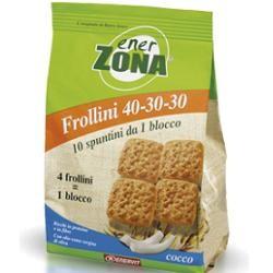 EnerZona Frollini Cocco 250 g