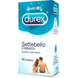Durex Settebello Classico 12 pz
