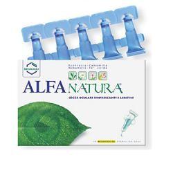 Alfa Natura Collirio Monodose (15 flaconcini)