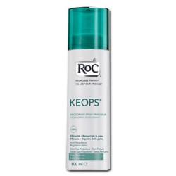 Roc Keops deodorante spray 100 ml bundle