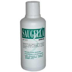 Saugella Attiva detergente 500 ml