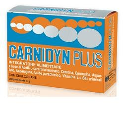 Crnidyn Plus 20 bustine