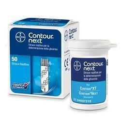 Contour Next 50 Strisce Reattive Glicemia