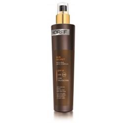 Korff Sun Secret olio solare secco spray SPF6 200 ml