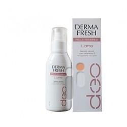 Dermafresh Deo pelle sensibile latte 100 ml