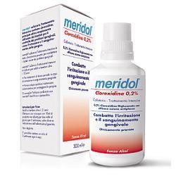 Meridol Clorex 0,2% Collutorio Confezione 300 Ml