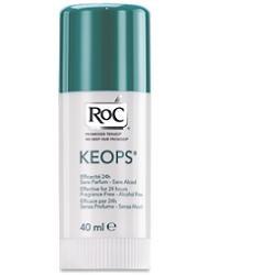 Roc Keops deodorante stick 40 ml