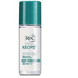 Roc Keops deodorante roll-on 30 ml