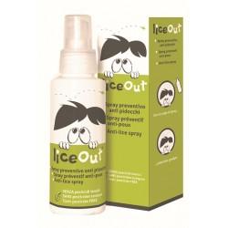 LiceOut Spray Preventivo anti pidocchi 100 ml