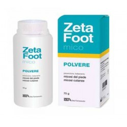 Zfoot Mico Polvere 75 g