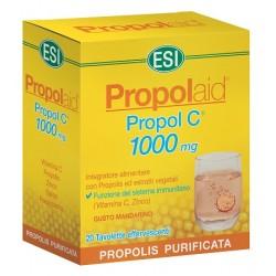 Propolaid Propol C 20 Compresse Effervescenti 1000 mg