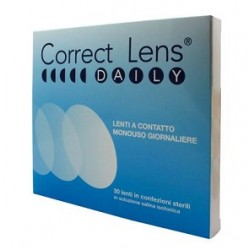 Correct Lens Daily Monouso 1,00