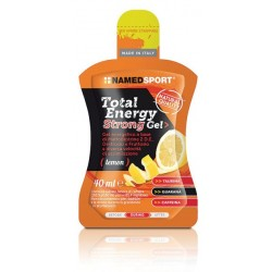 Total Energy Strong Gel - Limone - 40 ML