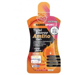 Total Energy Amino Gel gusto arancia