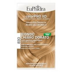 EuPhidra colorPRO XD 830 biondo chiaro dorato 50 ml