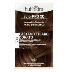 EuPhidra colorPRO XD 530 castano chiaro dorato 50 ml