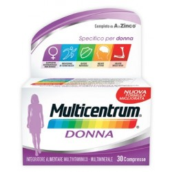 Multicentrum Donna 30 compresse