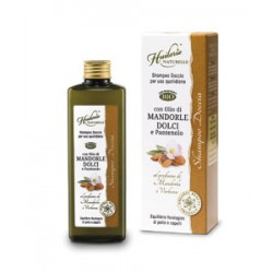 Huilerie Shampo-Doccia mandorle e verbena 250 ml
