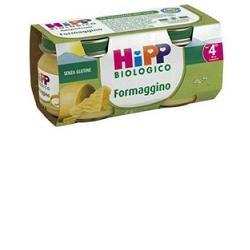 Hipp Biologico Omogeneizzato Formaggino e Parmigiano 2X80g2x80g