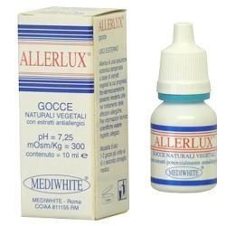 Allerlux Gocce Oculari Lenitive 10ml
