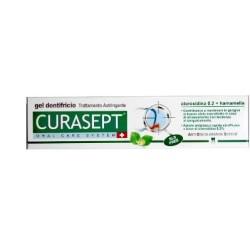 Curasept Gel Dentifricio Clorexidina 0,20 astringente 75 ml