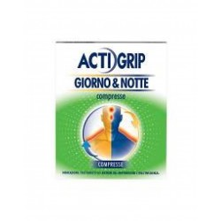 Actigrip Giorno & Notte  (12+4 compresse)