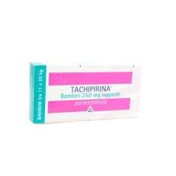 Tachipirina Bambini 250mg 10 supposte