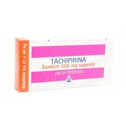 Tachipirina Bambini 500mg 10 supposte