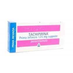 Tachipirina Prima Infanzia 125mg 10 supposte