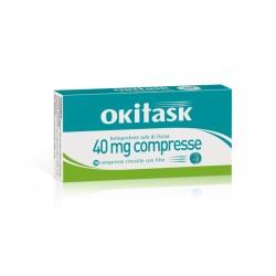 Okitask 40  compresse rivestite 10 mg