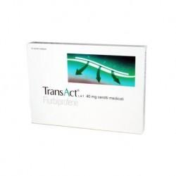 Transact 10 cerotti 40 Mg