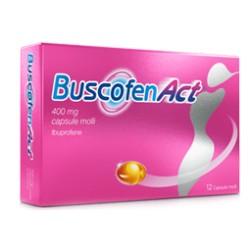 Buscofenact 400 gr 12 compresse