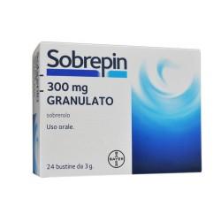 Sobrepin Granulato 300 mg 24 bustine