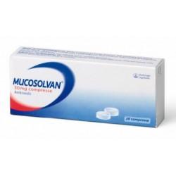 Mucosolvan 30mg 20 compresse
