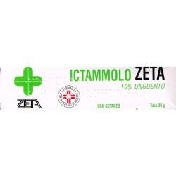 Ictammolo Zeta unguento 10% 30 g