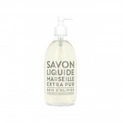 Compagnie de Provence Bois d'Olivier Sapone liquido di Marsiglia 500 ml