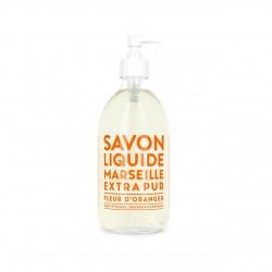Compagnie de Provence Fleu d'Oranger Sapone liquido di Marsiglia 500 ml