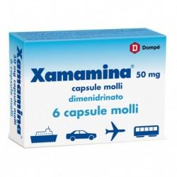 Xamamina 6 Capsule 50 mg