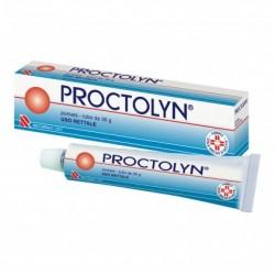Proctolyn crema rettale 30 g