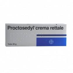 Proctosedyl crema rettale 20 g