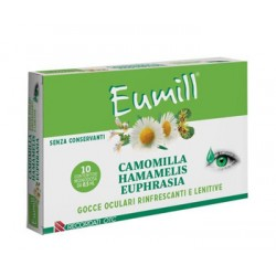 Recordati Eumill Gocce Oculari 20 Flaconcini Monodose 0,5 ml