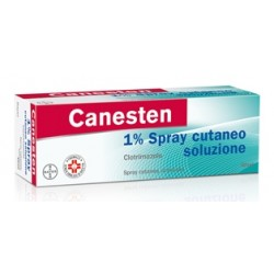 Canesten 1% spray cutaneo 40 ml