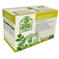 Terrae Monaci Digestio Tisana Bio 20 filtri da 1,5 g