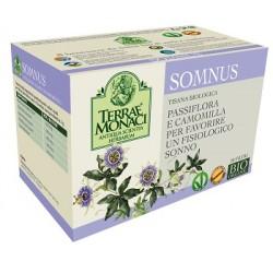 Terrae Monaci Somnus Tisana Bio 20 filtri da 1,5 g