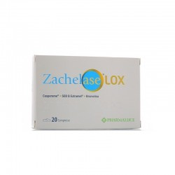 Zachelase Lox 20 compresse