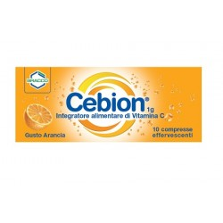 Cebion Vitamina C 10 compresse effervescenti