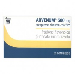 Arvenum 500 30 compresse 500 mg