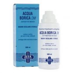 Acqua Borica bagno oculare 500 ml