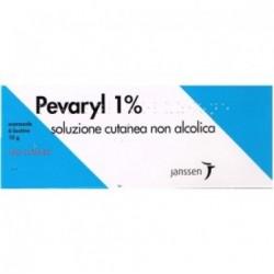Pevaryl 1% soluzione cutanea 6 bustine