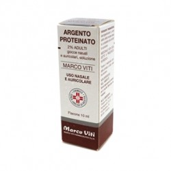 Argento Proteinato 2% 10 ml